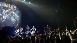 2015.04.09 Sabaton (full live concert) [Hammerstein Ballroom, New York City]