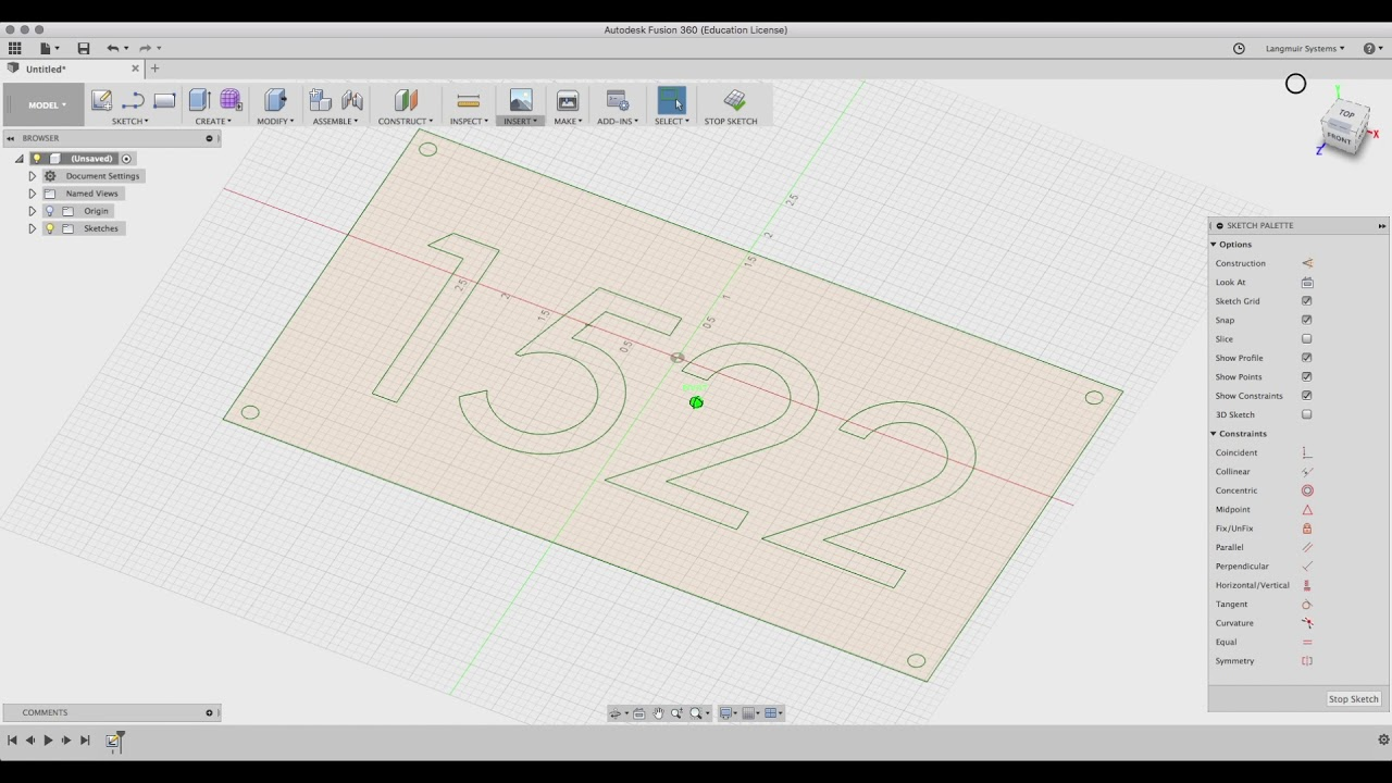 Fusion 360 Tutorial: Importing Artwork, Drawings from other Programs