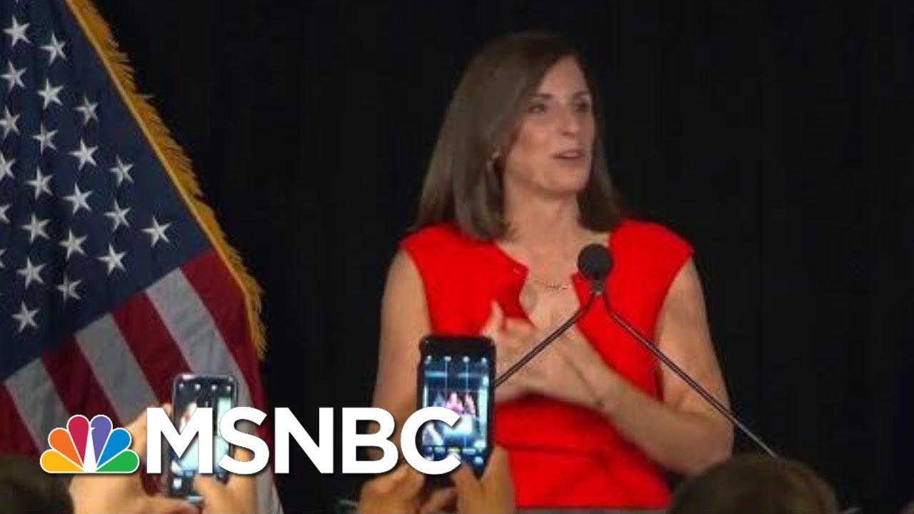 Republican Martha McSally will face Kyrsten Sinema for Arizona's open Senate seat
