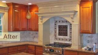 Kitchen Cabinet Refinishing In Ct By Franklin Painting