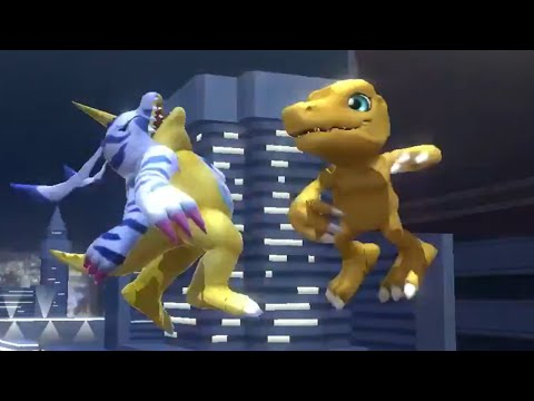 Digimon All-Star Rumble Gameplay Trailer 【HD】 'Digimon Fighting Game' 2014