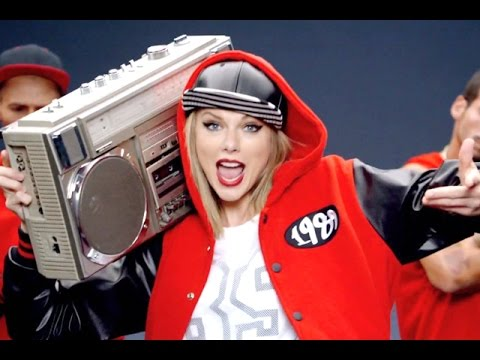 Download Taylor Swift - Shake It Off Outtakes Video #5 -  (Behind The Scenes Video)