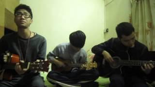 (Ayano Tsuji) Become the wind - Kaze ni naru (Ukulele ft Guitar Instrumental)