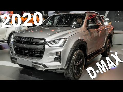 Rediseño Isuzu Dmax 2020 Detalles Interior Exterior Novedades Especificaciones Y Precio