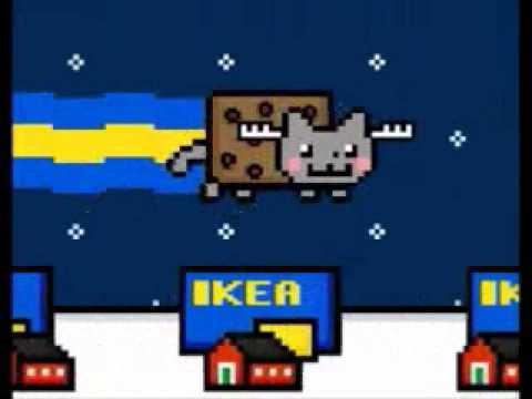 Swedish Nyan Cat 10 Hours