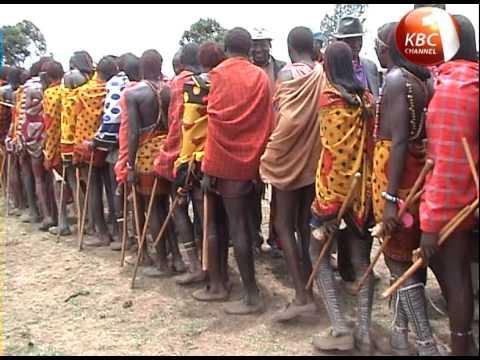 A feature on the Maasai Manyatta