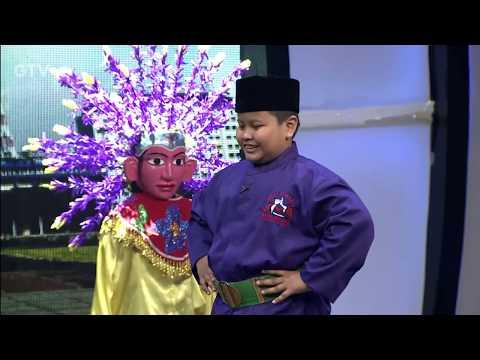 Duo Pencak Silat Cilik Berhasil Bikin Tora Sudiro Ngakak! - Little Big Shots Indonesia #5 (3/5) GTV - 동영상