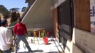 Golden Gate Waterproof Deck Contractor Alamo Cement Board Install 2