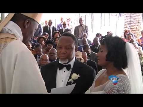 Motlanthe and partner get married at a private function