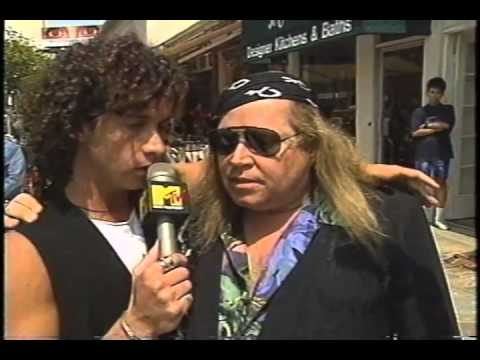 Totally Pauly  Sunset Blvd with Sam Kinison & CC Deville
