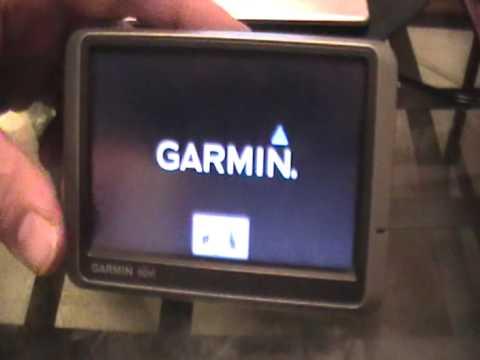 how to know when garmin nuvi 58 is fully charged