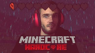 Minecraft But I regret Everything.. - Minecraft Hardcore #1