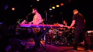 David Cook - Beanie Banter, Purple Rain, Band Intros & Silver - Ann Arbor, MI (10/20/13)