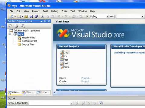 Microsoft Visual Studio Express Edition