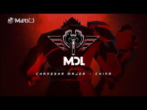 [ESP] PSG.LGD vs IG.Vitality    Mars Dota League Major
