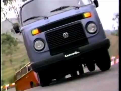Volkswagen Combi 1988 - YouTube