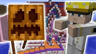 Minecraft: CANDY HOUSE MISSION - Custom Mod Challenge [S8E25]