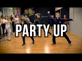 PARTY UP - DMX ★ Hip Hop Kids Beginner Class | TanzAlex