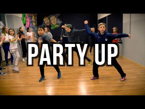 PARTY UP - DMX ★ Hip Hop Kids Beginner Class | TanzAlex