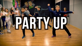 Party Up Dmx ★ Hip Hop Kids Beginner Class  Tanzalex