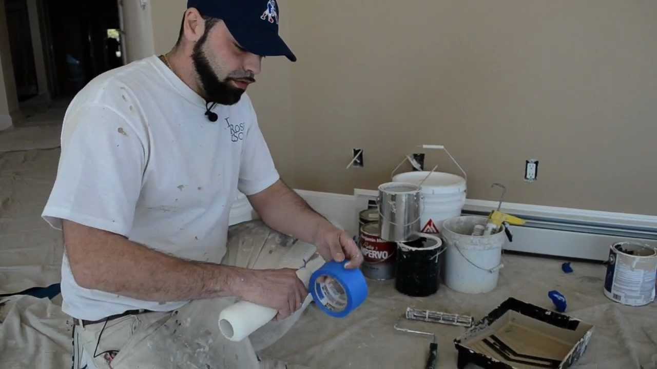 House Painting   Interior House Painting Tips / Prep   Fix   Paint /  Important Things To Know   YouTube