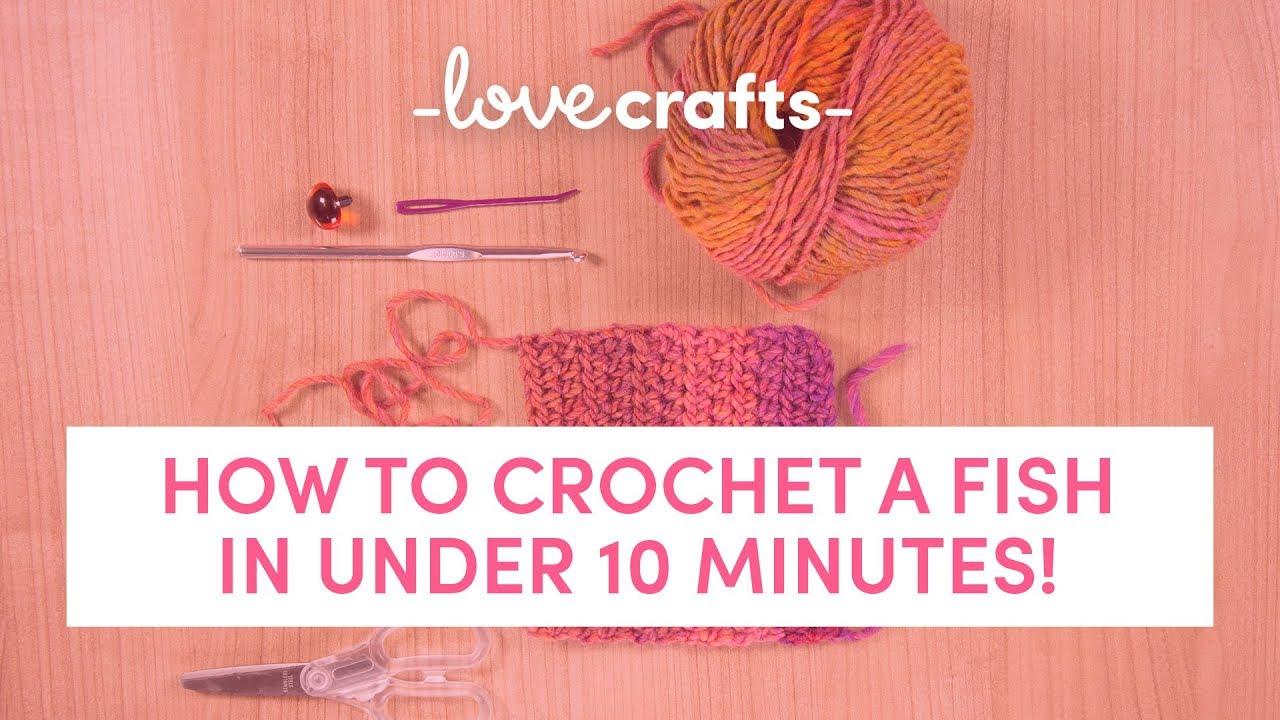 Fancy Goldfish Free Crochet Pattern   720x1280