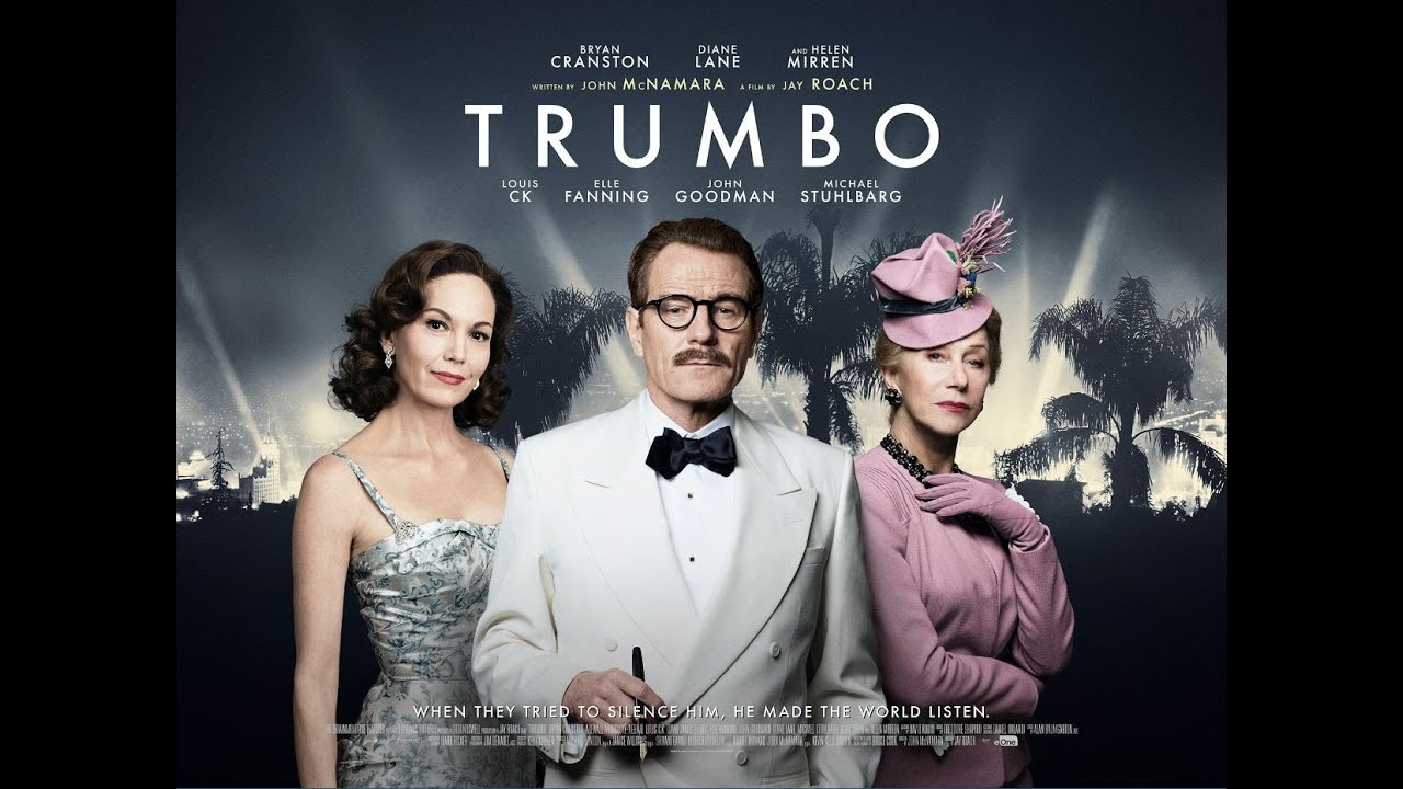 Image result for trumbo movie poster