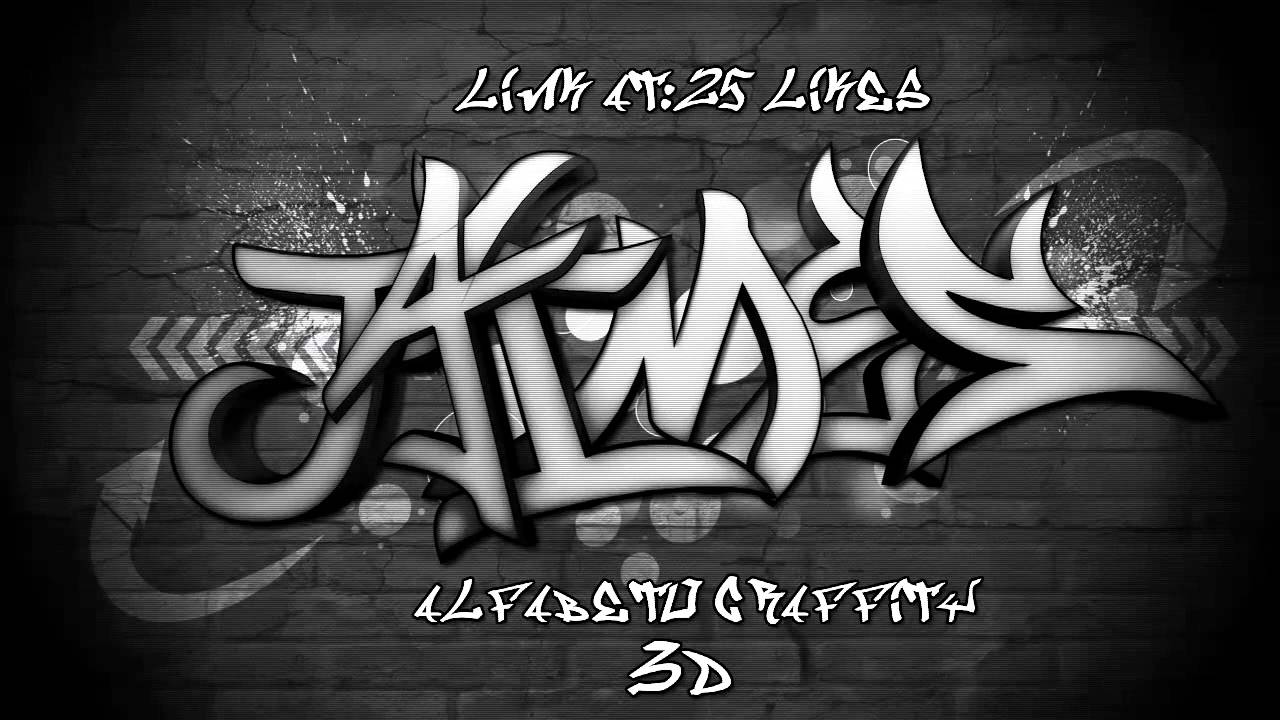 Descargar fuentes de graffitis para windows 7