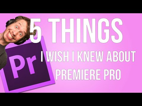 5 Premiere Pro Editing Tips I Wish I Knew - Premiere Pro Tips