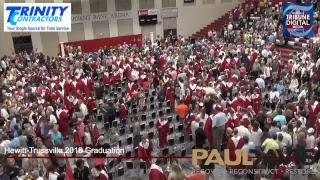 2018 Hewitt-Trussville Graduation
