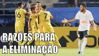 Corinthians: queda na Libertadores vai muito além da arbitragem
