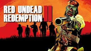 RED UNDEAD REDEMPTION 2 - ZOMBIE CHALLENGE (CALL OF DUTY ZOMBIES)