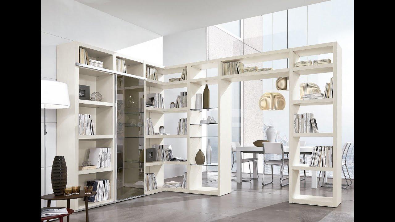 Librer as y estanter as modernas en mbar Muebles