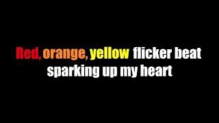 LORDE - YELLOW FLICKER BEAT - LYRICS! (Hunger Games: Mockingjay Part 1 Soundtrack)