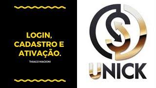UNICK FOREX - LOGIN CADASTRO E ATIVAÇÃO [Atualizado 2019]