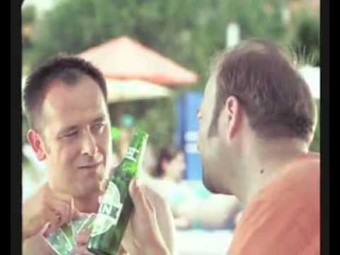 """Pan Beer - Carlsberg Croatia"" -- summer commercial, 2008."