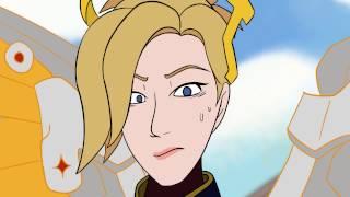Genji Needs Heeling  - An Overwatch Parody #2