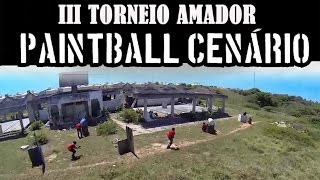 III Torneio de Paintball Amador 2014