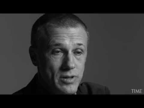 Christoph Waltz Discusses Acting