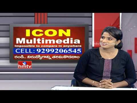 Best Animation Course Suggetions By Chandu | ICON Multimedia | Career Times | HMTV