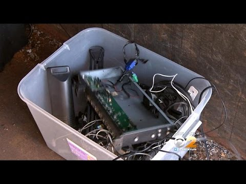 New York's New Rules When Disposing Of Electronics, E-Waste