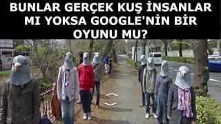 GOOGLE MAPS'E YAKALANAN 5 İLGİNÇ GÖRÜNTÜ Free HD Video