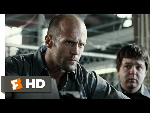 Death Race (3/12) Movie CLIP - Rules of...