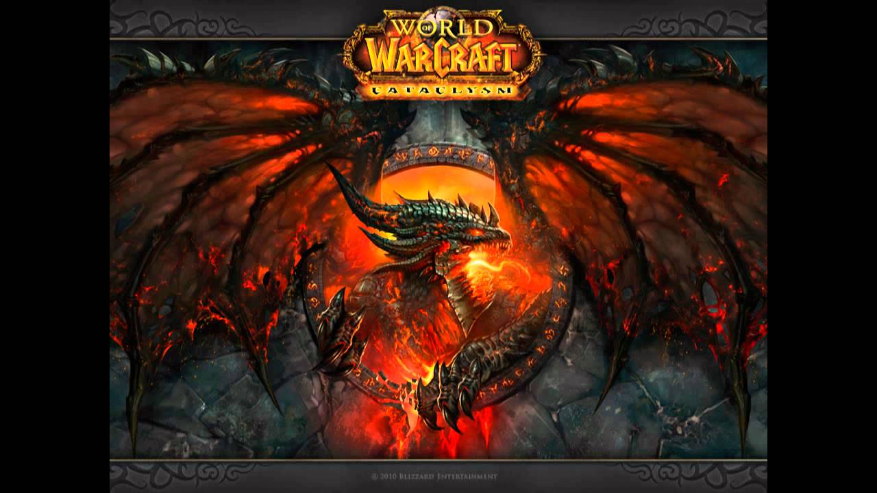 World Of Warcraft Wallpaper Hd Wow Soundtrack Xaxas Deathwing Hd Youtube