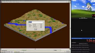 SimCity 2000 - 30k population Speedrun in 1:05.89