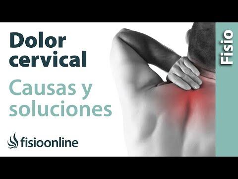 Interesante video sobre dolor de cuello