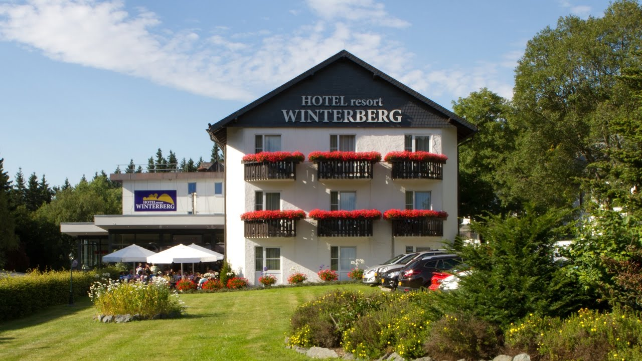 Overnachten In Winterberg Hotel Resort Winterberg Youtube - Winterberg Hotel