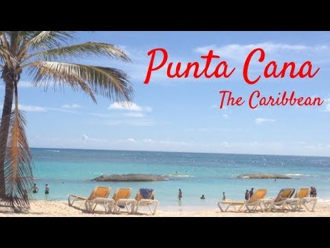OCEAN BLUE AND SAND ALL INCLUSIVE RESORT : PUNTA CANA HONEYMOON VLOG