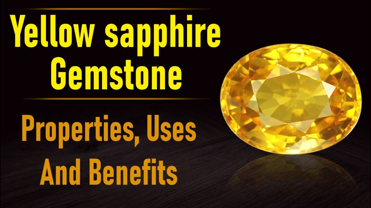 yellow sapphire silver gemstone p pendant sterling pave diamond