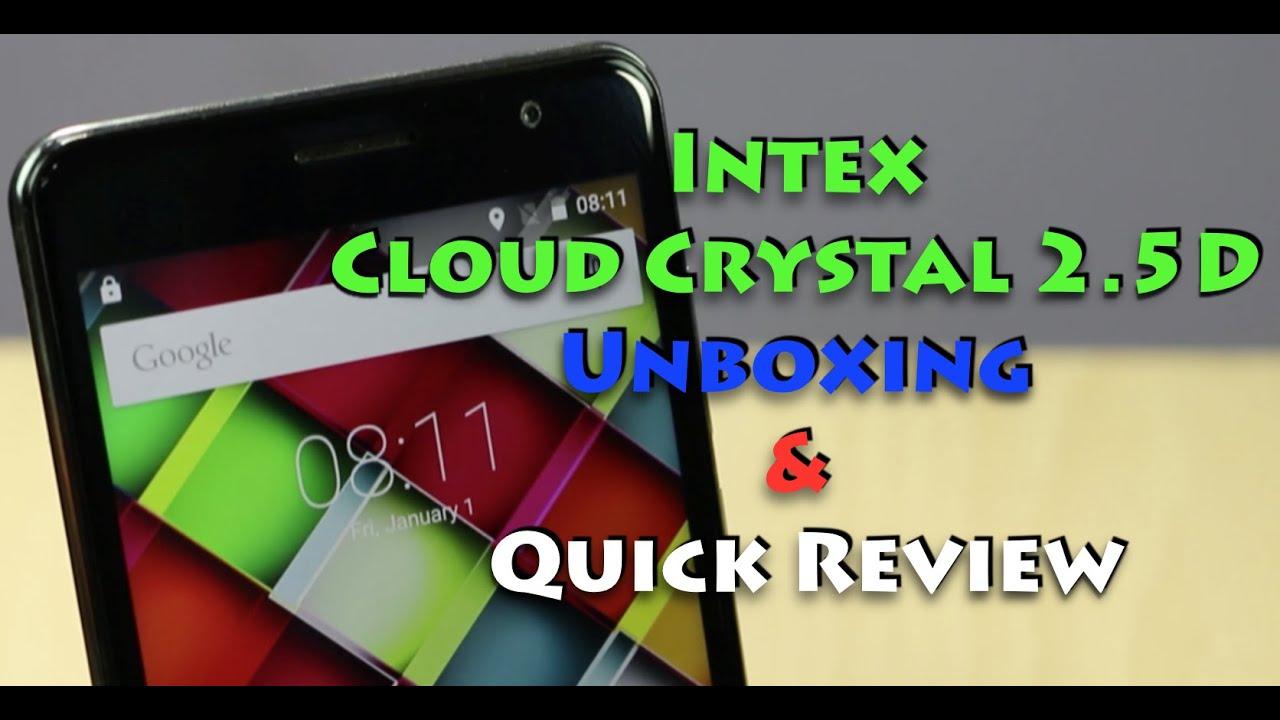 Compare: Intex Cloud Crystal 2 5D vs Micromax Canvas Juice